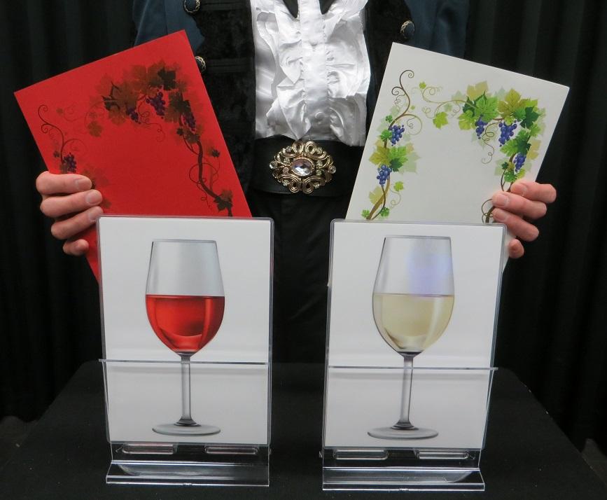 赤ワイン?白ワイン?