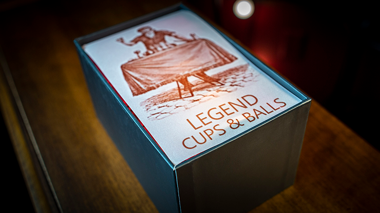 LEGEND Cups and Balls/レジェント・カップ&ボール