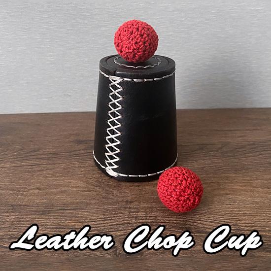Leather Chop Cup/レザーチョップカップ