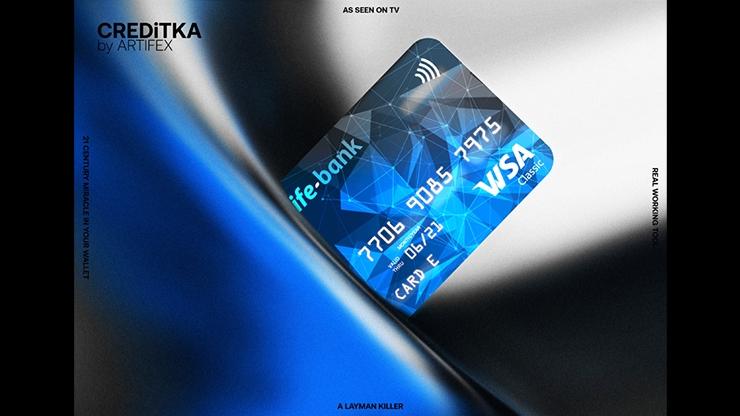 CREDiTKA/クレジットカードマジック