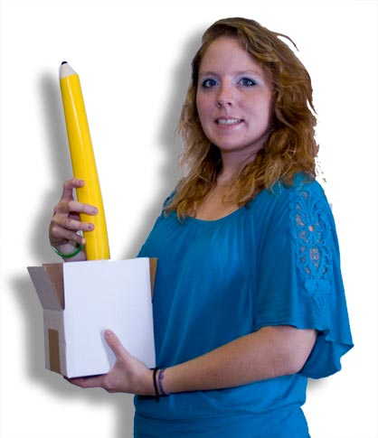 Appearing Pencil(伸びる鉛筆・ペン先付き)