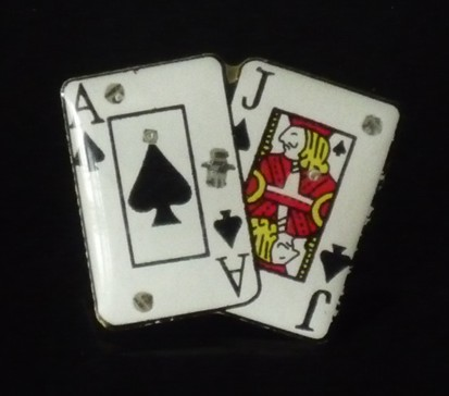 Flash poker pin(新タイプ)