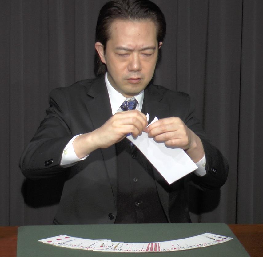 上口龍生のカードマジック傑作選・Vol.3〜上級編〜(2枚組DVD)