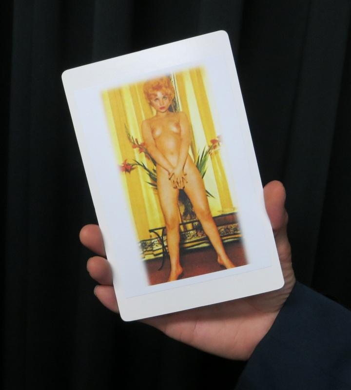 ワンコインマジックシリーズ/アダルト・スリーカードトリック