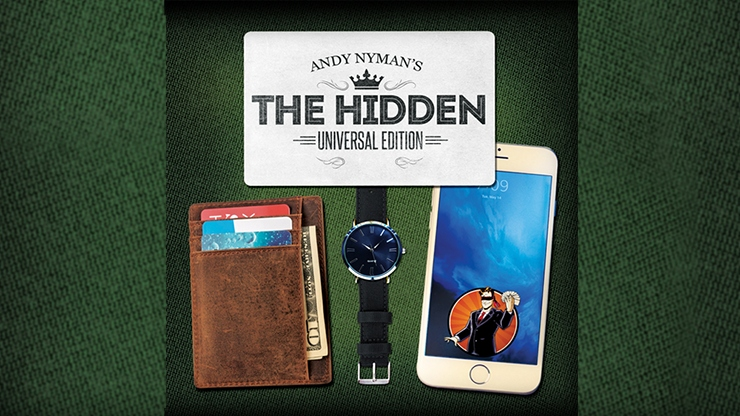 Hidden Universal/ヒドゥン・ユニバース