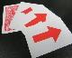 ワンコインマジックシリーズ/矢印カード