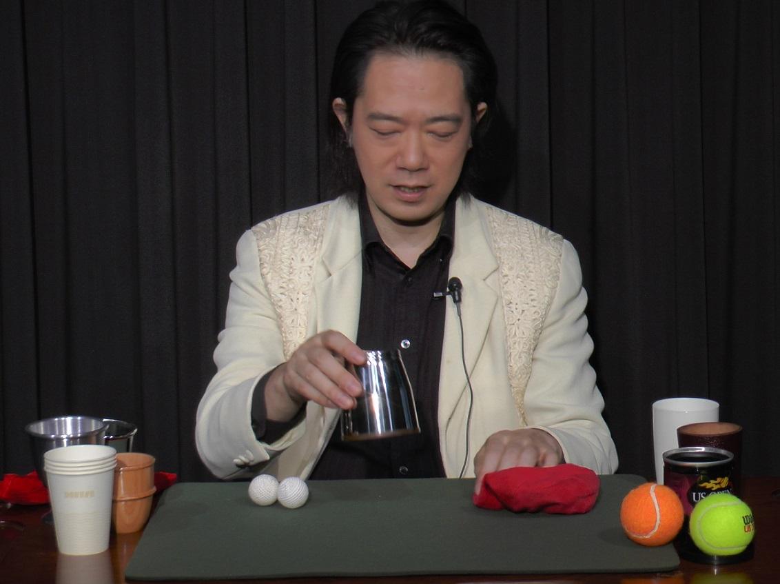 上口龍生のチョップカップ