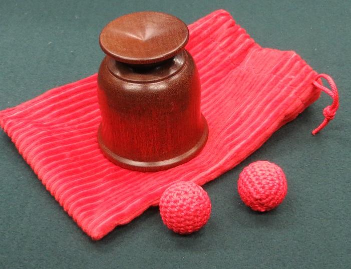 Loose Change/高級・木製チョップカップ