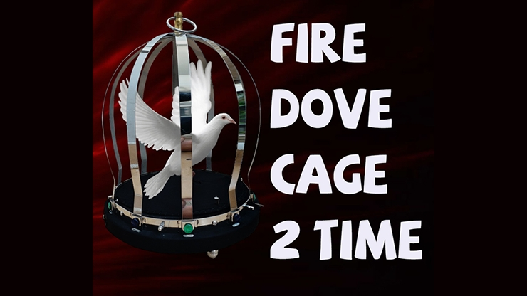 FIRE CAGE (2 Time)/ファイヤーケージ(2回出現タイプ)