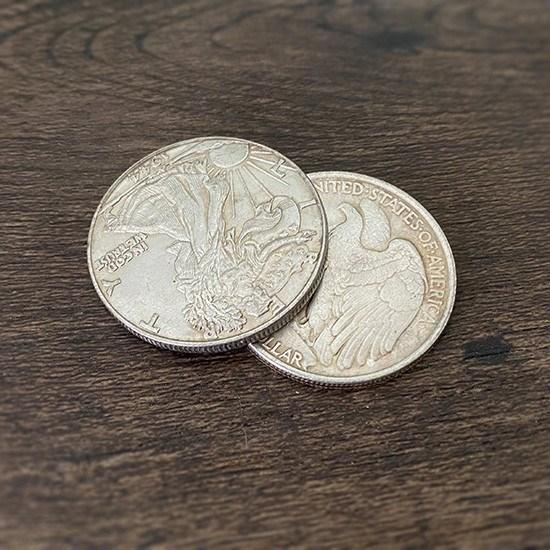 グラビティ・フリッパー・ウォーキングリバティコイン