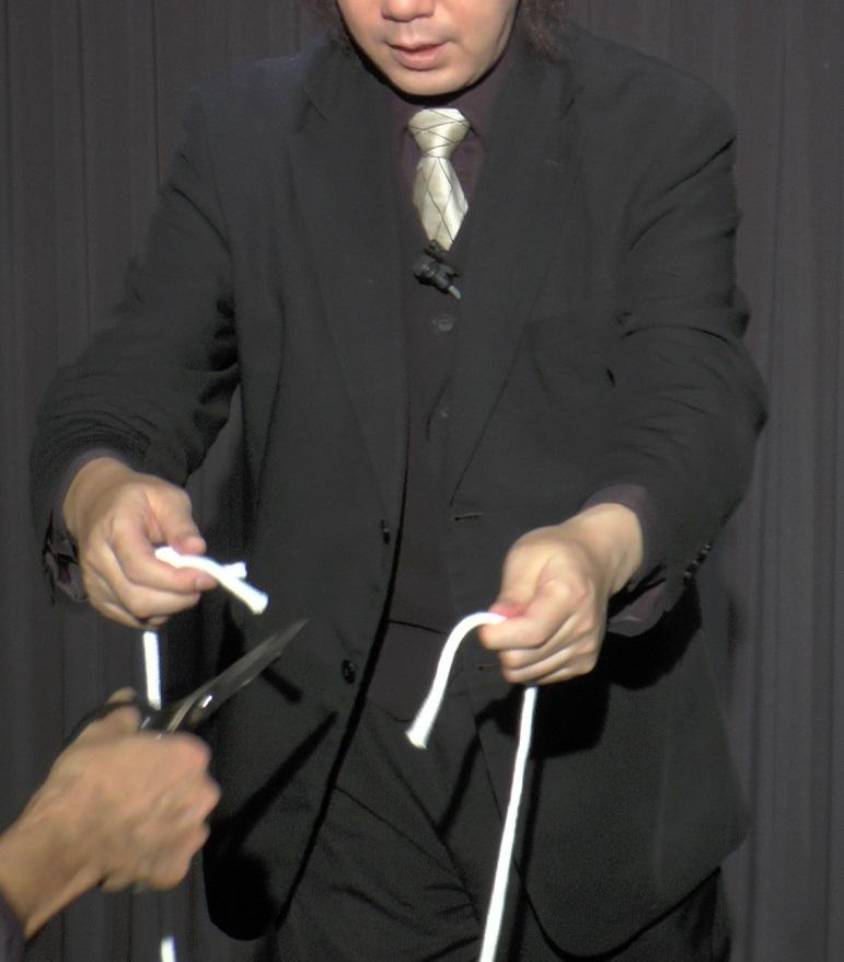 新・サンズセーショナル・ロープルーティンby上口龍生