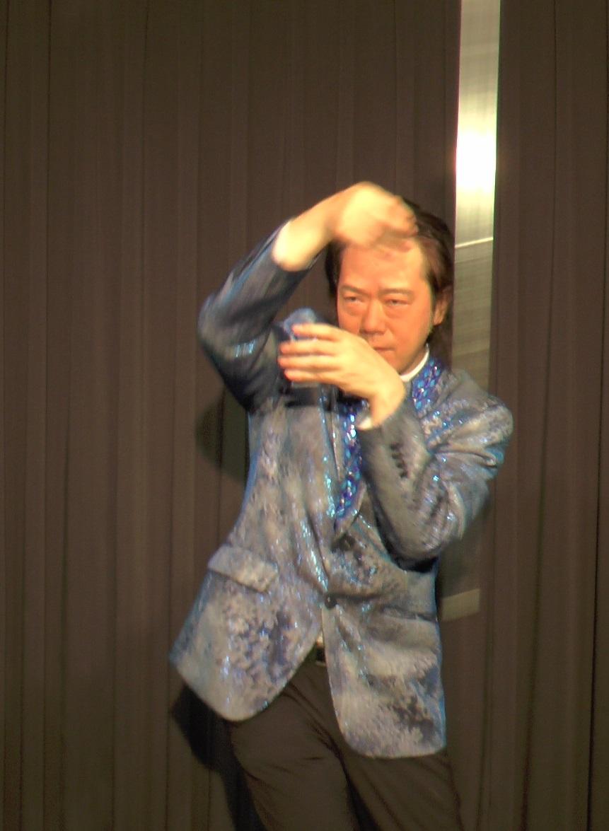 上口龍生のダンシングケーン DVD
