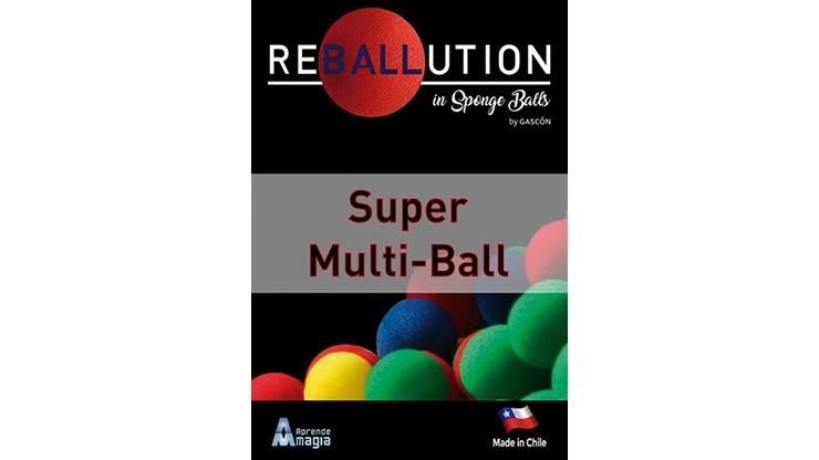 Super Multi Ball/スーパーマルチ・スポンジボール