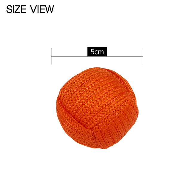 Monkey fist big ball