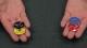 4カラーチャイニーズコインセット