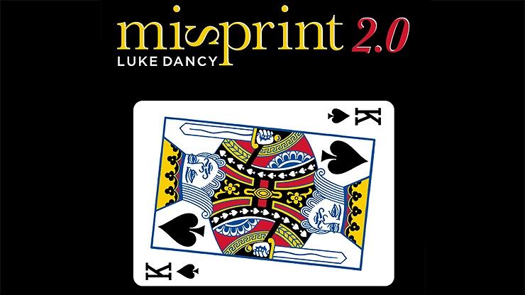 Misprint 2.0/ミスプリント2.0