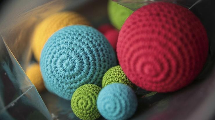 Final Load Crochet Ball/超高品質・ファイナルロード用ニットボール