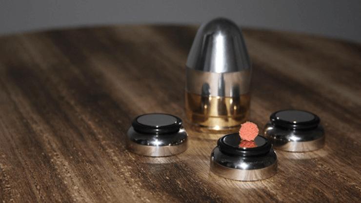 Bullet Three Shell Game/弾丸デザイン・スリーシェルゲームセット