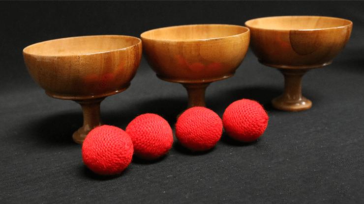 India Cups and Balls/インディア・カップ&ボール