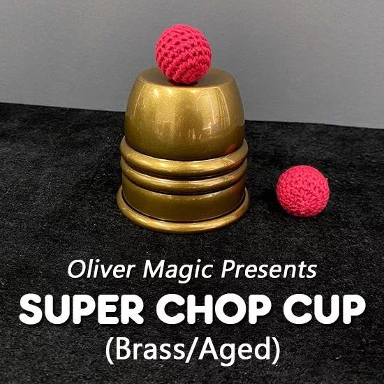 Super Chop Cup (Brass/Aged))/スーパーチョップカップ(ブラス製)