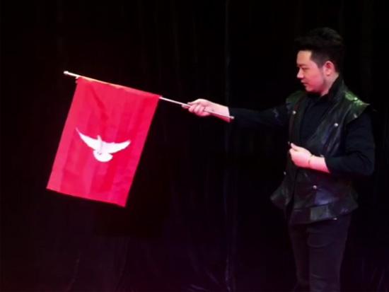 Appearing Flag/アピアリング・フラッグ