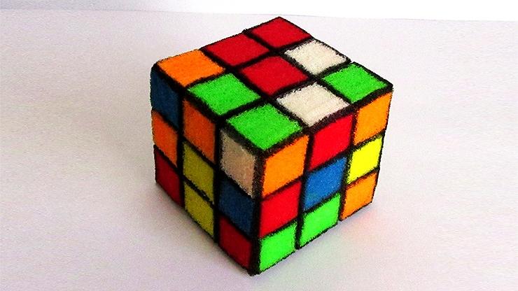 Ball to Rubik's Cube/ボールtoルービックキューブ