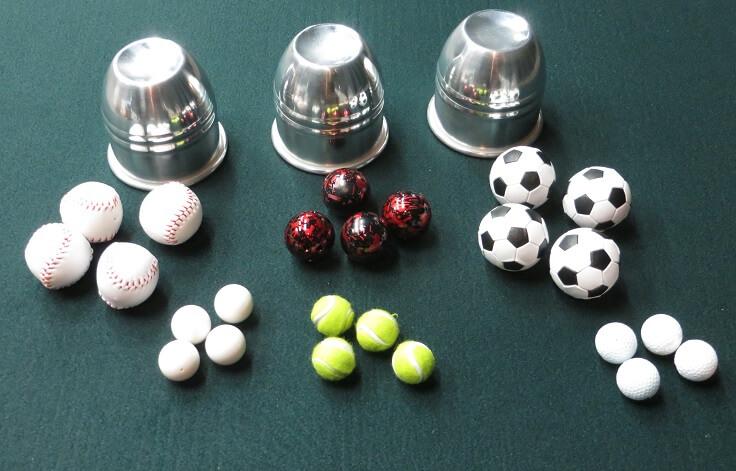 カップ&ボール用・スポーツボール