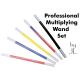 Professional Multiplying Wand Set