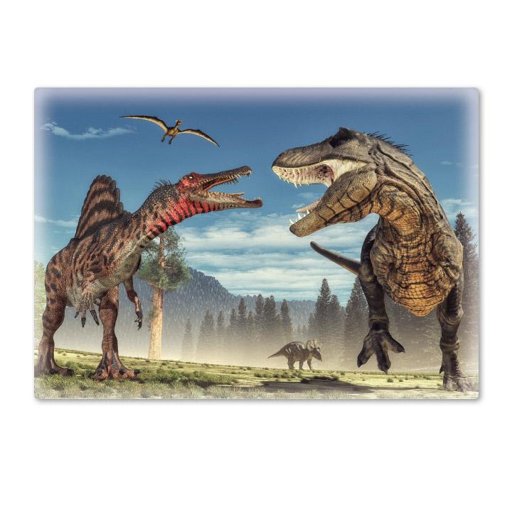 おふろポスター【恐竜】マグネットシート製【宅急便限定】