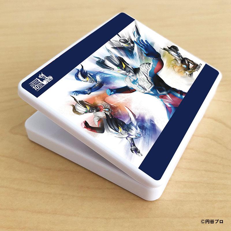 ビッグマグネットクリップ【ウルトラマンゼロ10周年】【ゆうパケット対応商品】
