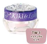 Kiki&Lala×LocoGELジェルネイル トゥインクルピンク(TW-1)