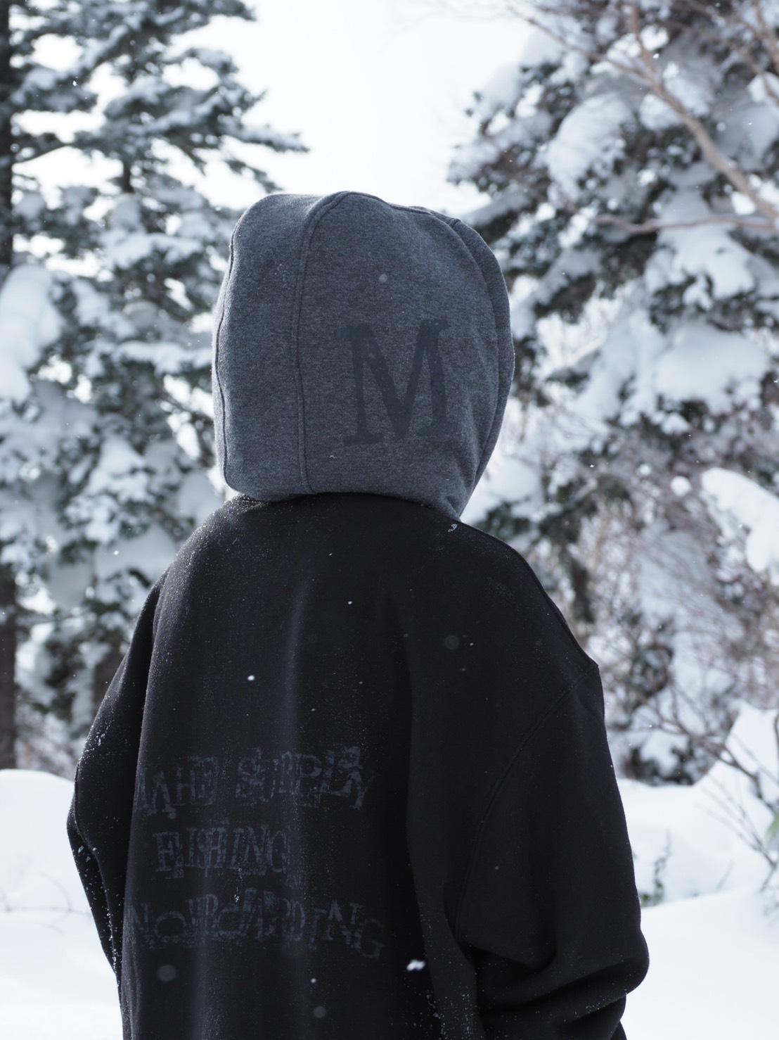 1/29日21時追加販売 M パーカ— (M HOODIE)