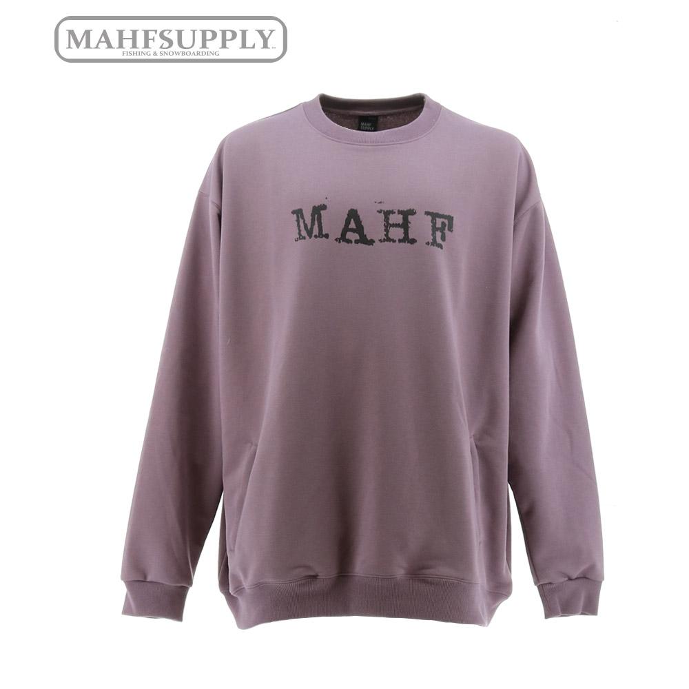スタンプ クルーネックシャツ(STAMP MAHF CREWNECK SHIRTS)