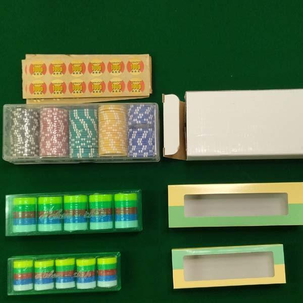 麻雀用小物 ポーカーチップ 中サイズ レターパックプラス対応