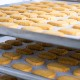 京の猫さんくっき-3枚入【花柄】