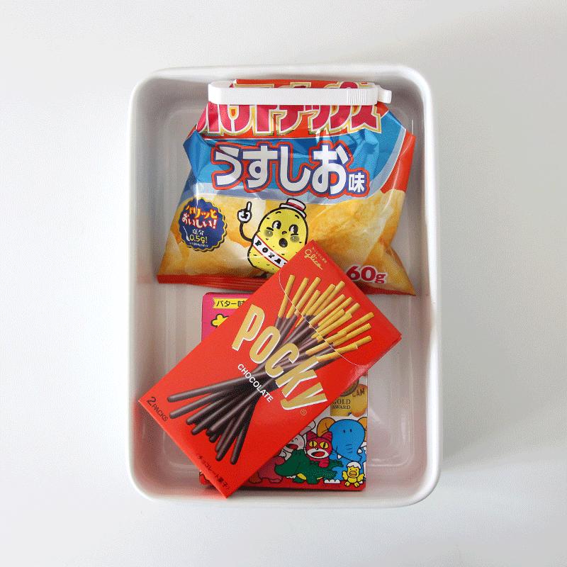 道具箱(野田琺瑯)