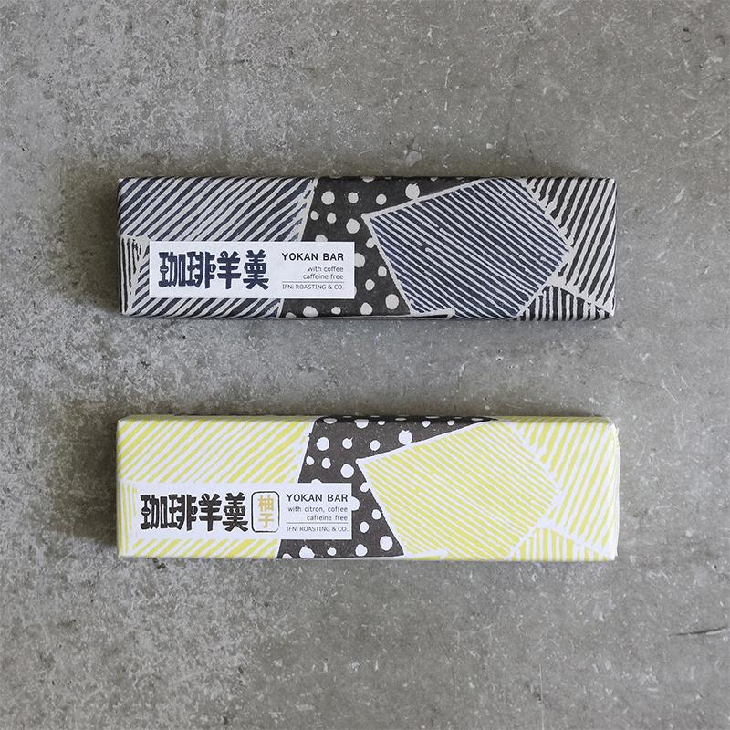 珈琲羊羹(イフニ ロースティング アンド コー)