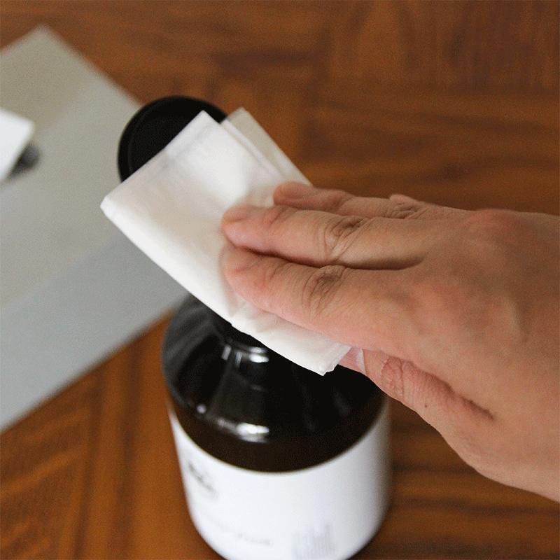 テーブル用除菌剤(ジマンズフレッシュ)