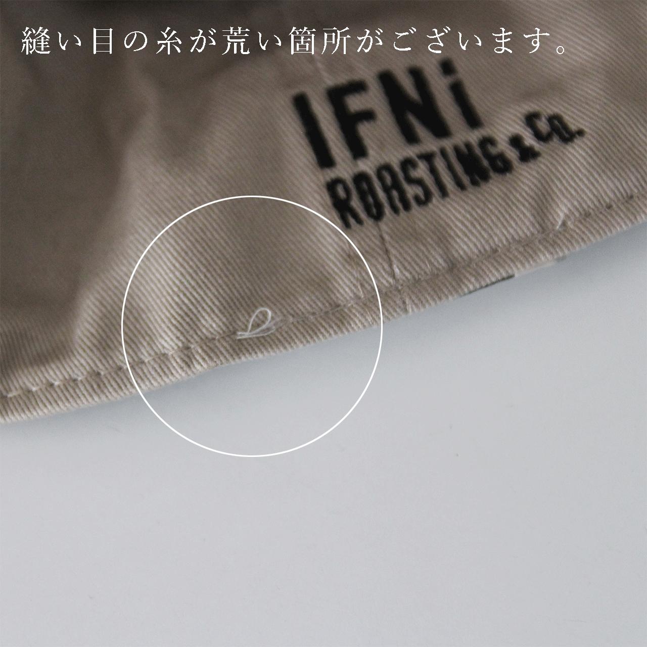キャップ(エビコン × イフニ ロースティング アンド コー)