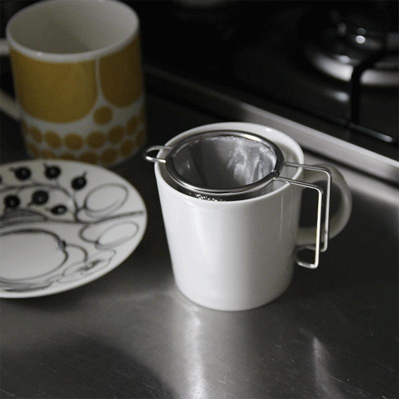 マイグラス深型茶こし(工房アイザワ)