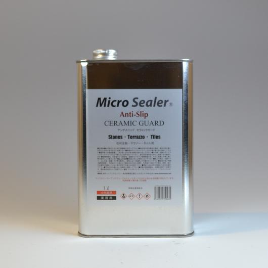 アンチスリップセラミックガード[1L] 【床の安全基準であるC.S.R.値0.40をクリアするコーティング剤】