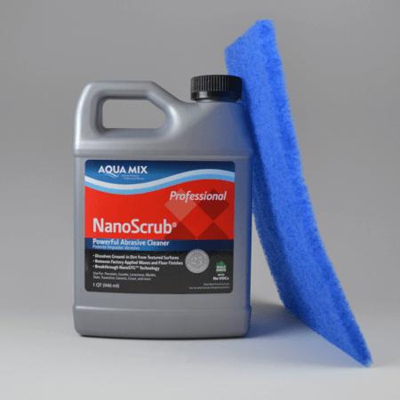 ナノスクラブ[0.95L] 【ナノテクノロジーに基づいたナノ粒子配合の特殊スクラブ剤】