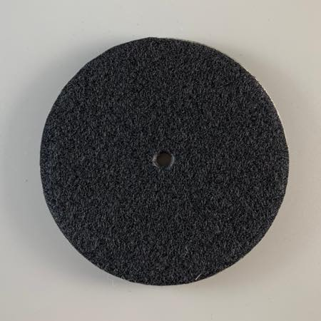 100Φマイクロポリッシュ 黒バフ