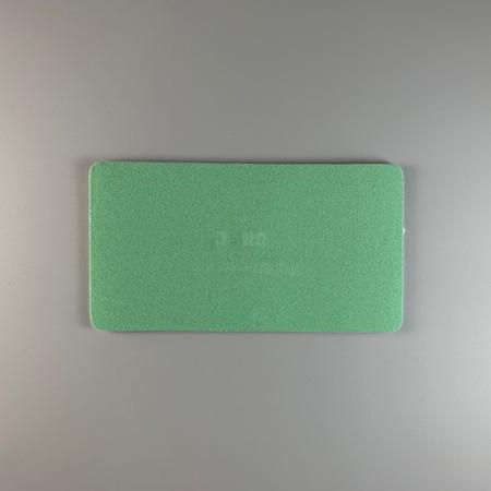 人工大理石・樹脂・ステンレス用研磨シート グリーン(細目)
