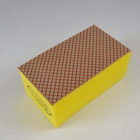 大理石用ハンドパッド#1500