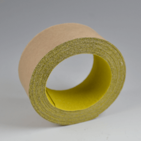 黄色い滑り止めテープ 【注意喚起に最適な一般屋外・土足用滑り止めテープ】