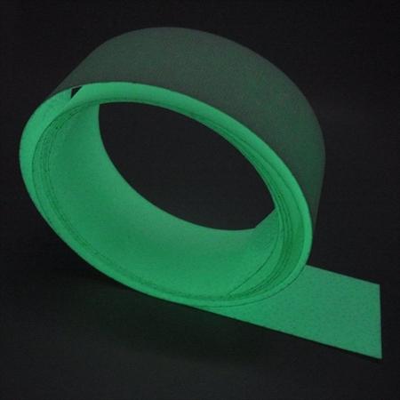 マイクログリップテープ 5cm×2m 【蓄光タイプの滑り止めテープ】
