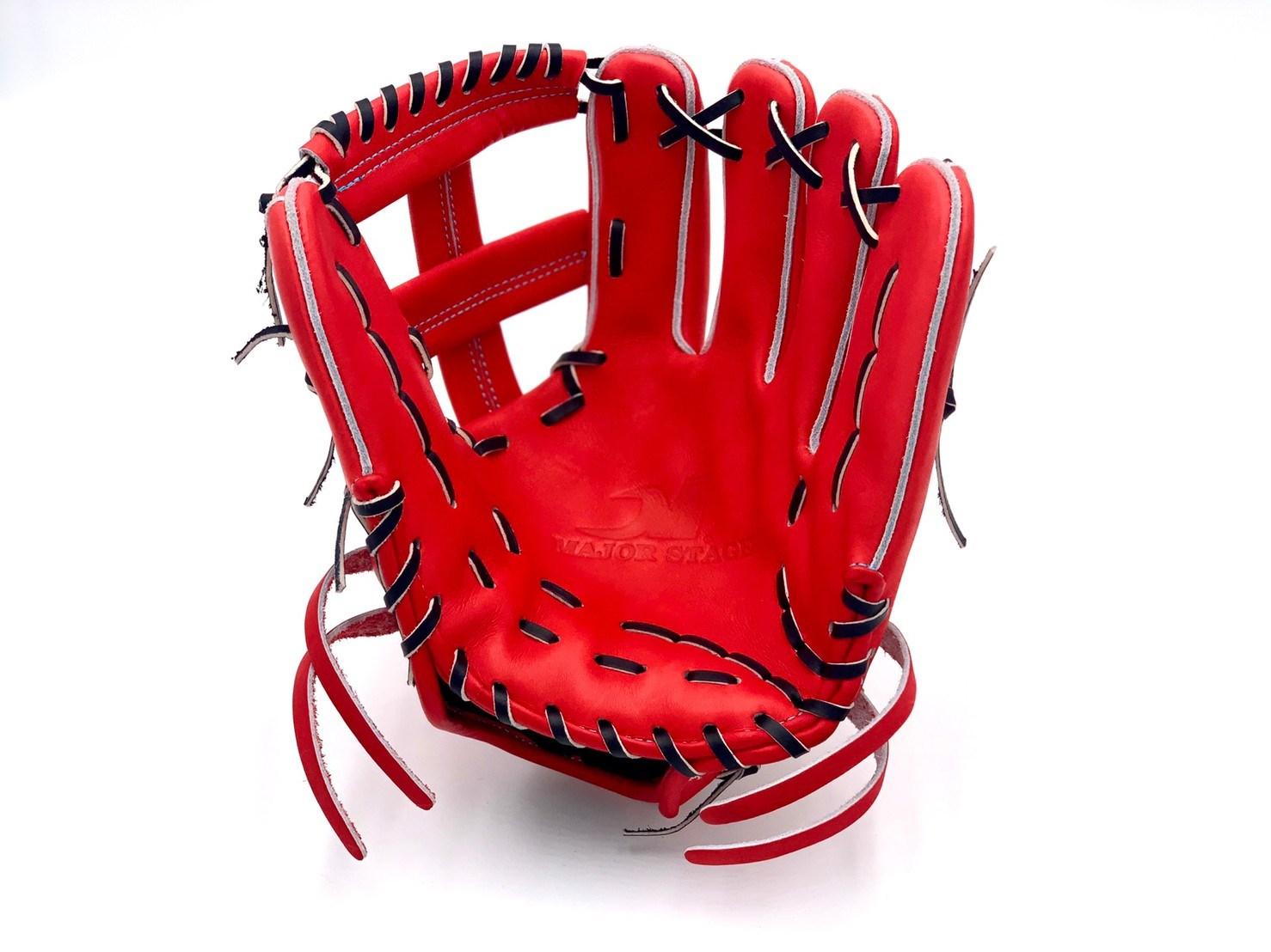 硬式グローブ カプシーヌ 内野手 (二塁・三塁・遊撃手) 用 スモールグローブ