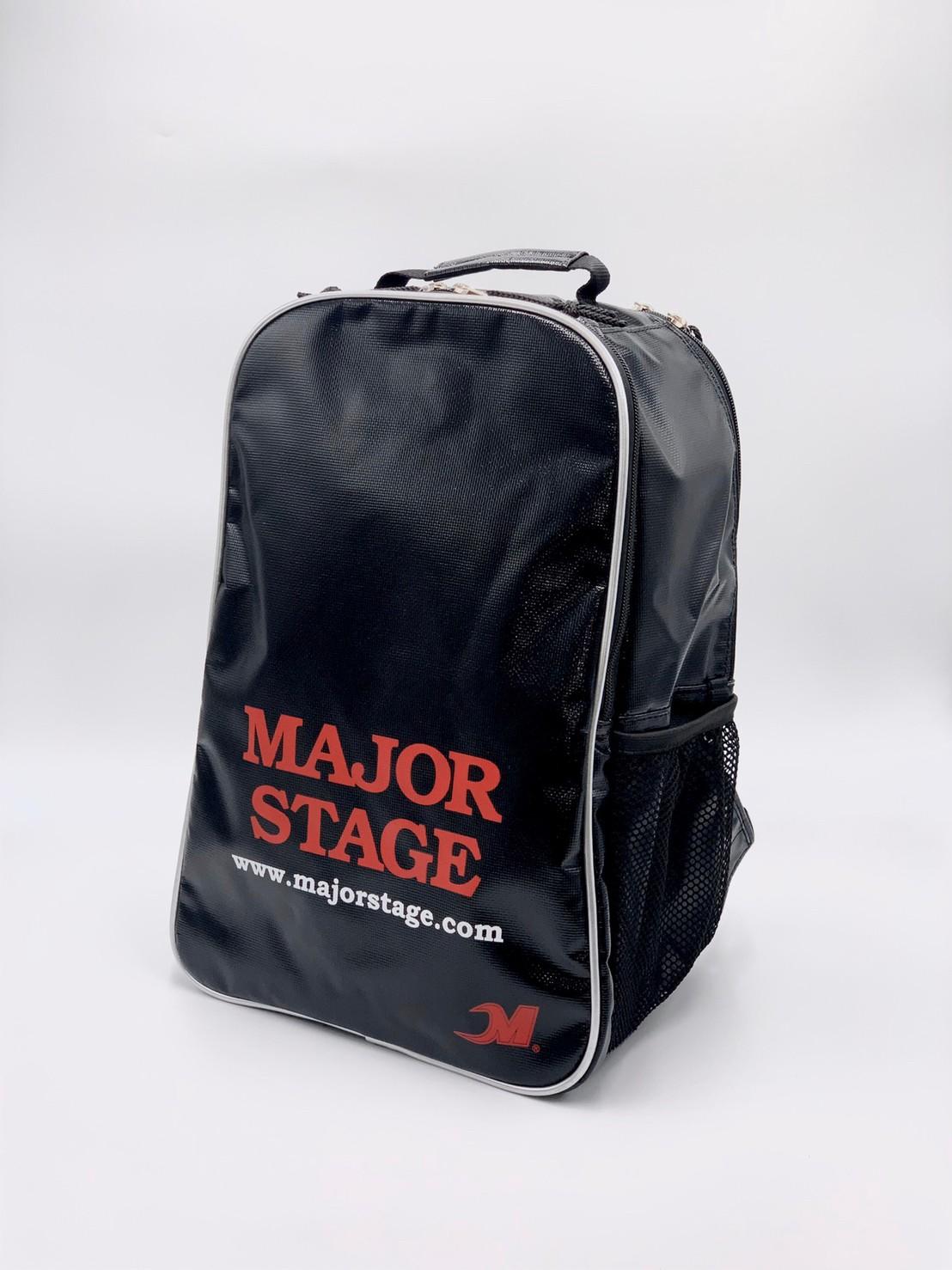 MAJOR STAGE(メジャーステージ) ACバッグパック ブラック MBP-905