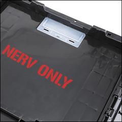 エヴァンゲリオン新劇場版:NERV本部第3補給処折りたたみコンテナ 2ndバージョン 通常(53cm)